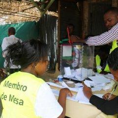 Arrancou o recenseamento eleitoral em Moçambique