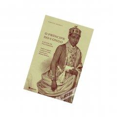 """Livro """"O Príncipe do Congo"""" de Xavier de Figueiredo"""
