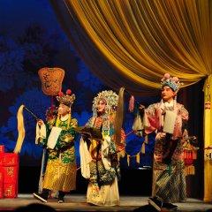 Ópera de Pequim em Portugal
