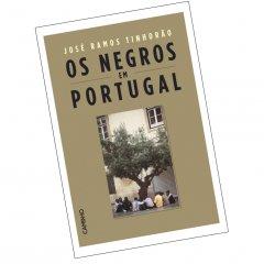 """Livro """"Os negros em Portugal"""" de José Ramos Tinhorão"""