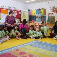 Intercâmbio técnico no âmbito do Projeto Educação Pré-Escolar com Cabo Verde