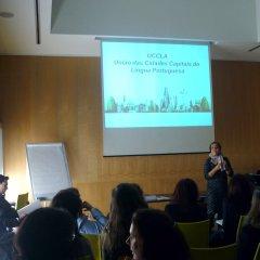 UCCLA presente no encontro de educadores e professores em Cascais