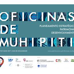 """UCCLA como parceira do Workshop """"Oficinas de Muhipiti"""" na Ilha de Moçambique"""