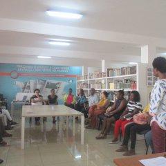 UCCLA na promoção da ação educativa e cultural das bibliotecas públicas e escolares de Cabo Verde