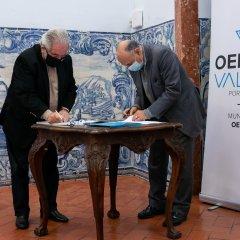 Oeiras assina protocolo para a instalação de um Centro de Documentação jurídica africana