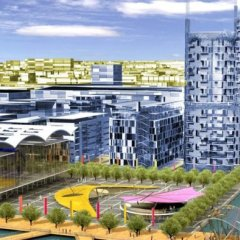 """Projeto """"Cidade da Água"""" em Almada"""