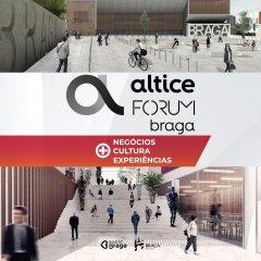 Inauguração do Altice Forum Braga