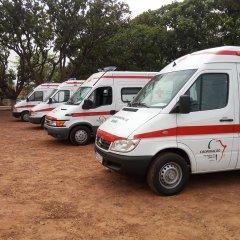 Câmara Municipal de Oeiras doa ambulâncias a Bissau