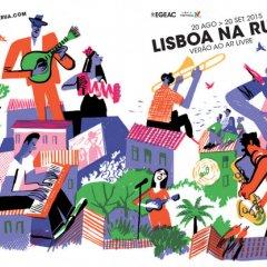 Lisboa na Rua anima praças e jardins da cidade