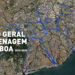 Lisboa apresentou Plano Geral de Drenagem 2016-2030