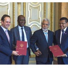Organização internacional g7+ vai ter sede em Lisboa