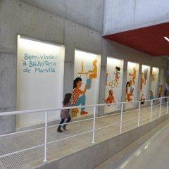 Lisboa abriu a maior biblioteca municipal