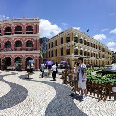 """Conferência """"Região Administrativa Especial de Macau como Plataforma de Negócios"""""""