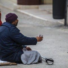 Projeto de apoio aos sem-abrigo em Lisboa