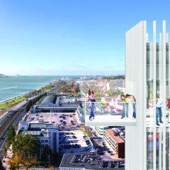 Lisboa tem um novo miradouro na Ponte 25 de Abril