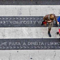 Passadeiras acessíveis para todos em Lisboa