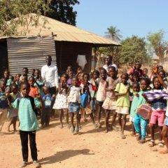 Sintra reforça solidariedade com Guiné-Bissau