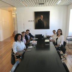 Reunião com Câmara Municipal da Praia
