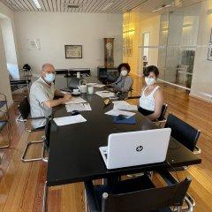 Reunião da Comissão Temática de Promoção e Difusão da Língua Portuguesa
