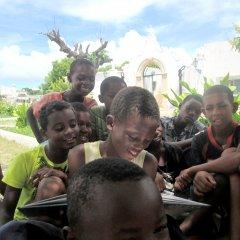 Mês da Criança na Ilha de Moçambique