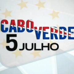 Comemoração do Dia da Independência de Cabo Verde