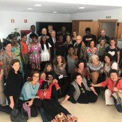 """Encontro Lusófono """"Tanto Mar… Uma só Língua"""" com foco em São Tomé e Príncipe-Foto Contigo Teatro"""
