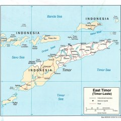 Governo timorense lança primeira pedra da construção de infraestruturas em Oecusse