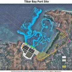 Construção de um novo porto em Timor-Leste