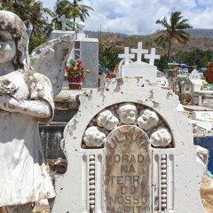 Cemitério de santa Cruz em Dili