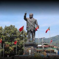 Estátua de Francisco Xavier do Amaral inaugurada em Díli