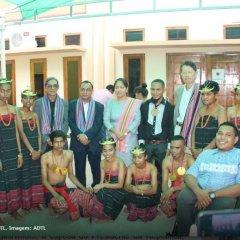 Inauguração do Centro de Educação Social Integrado da Associação dos Deficientes de Timor-Leste