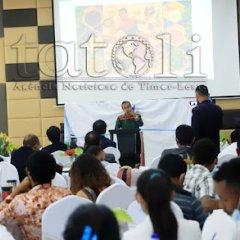 Lançamento do Programa do Prémio Nacional de Nutrição