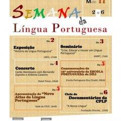 Semana da Língua Portuguesa em Timor-Leste