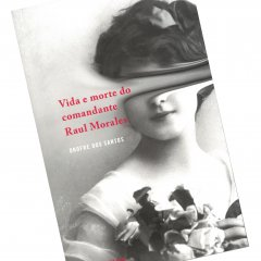 "Livro ""Vida e morte do comandante Raul Morales"" de Onofre dos Santos"