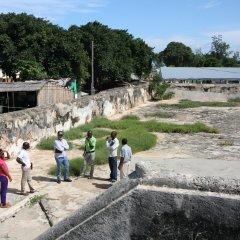 Cluster da Cooperação Portuguesa da Ilha de Moçambique - Ações de urbanismo