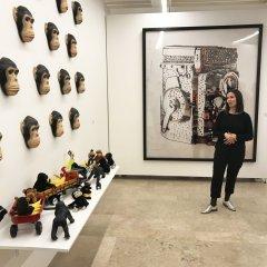 """Exposição """"Do Que Permanece - Arte Contemporânea Brasil Portugal"""" - Visita orientada pela curadora"""