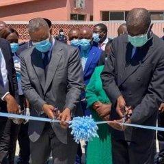 Centro de Segurança Pública inaugurado em Benguela