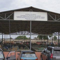 M'Banza Kongo ganha mercado comunitário